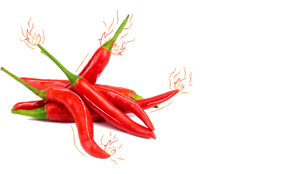 Spicy hot business ideas - Nutrilink Americas